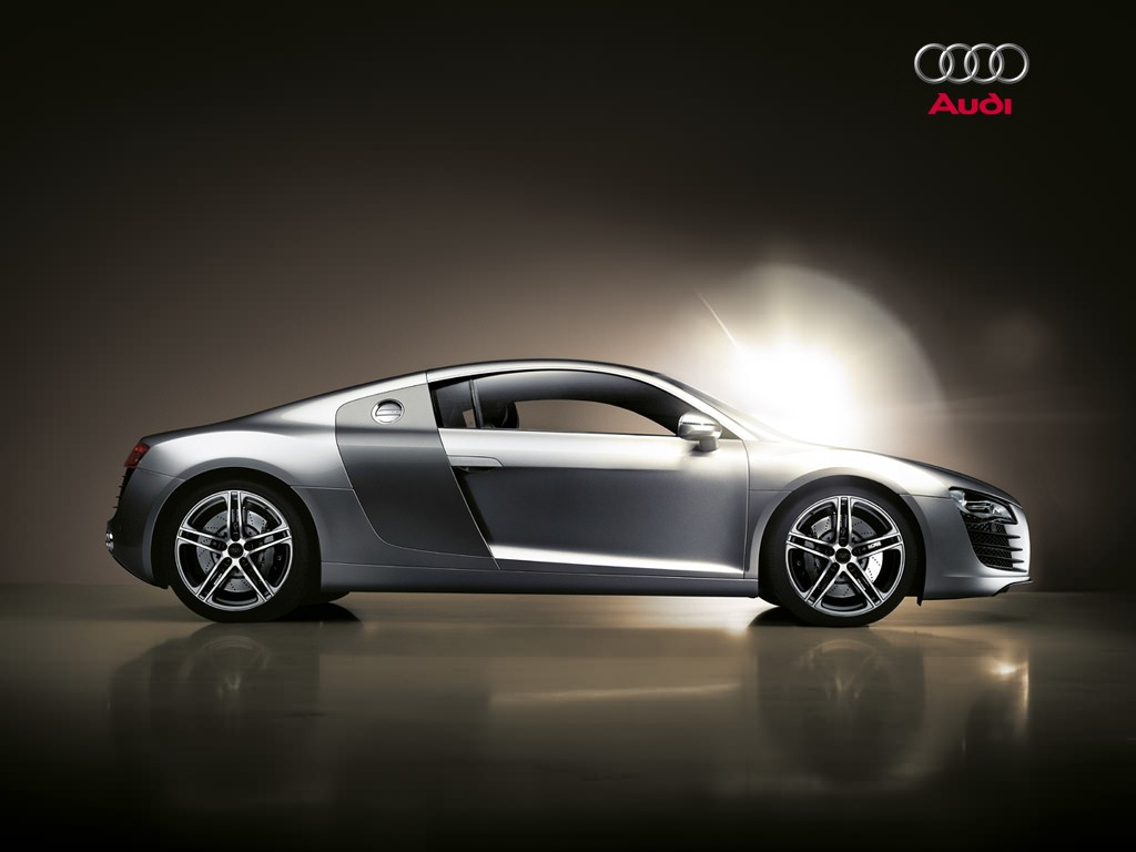 »фото автомобилей 2008 Audi R8.